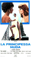 The Nude Princess Poster 1
