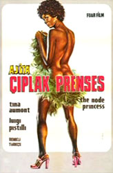The Nude Princess Poster 2