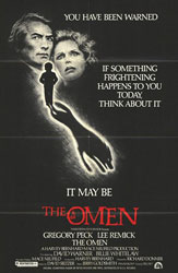 The Omen Poster 2