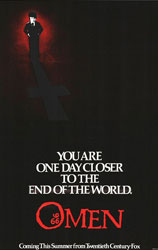 The Omen Poster 3