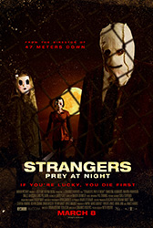 The Strangers: Prey at Night Poster 1