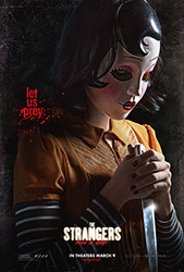 The Strangers: Prey at Night Poster 7