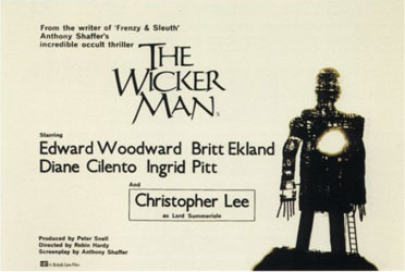 The Wicker Man Poster 2