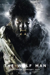 The Wolfman Poster 1