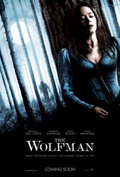 The Wolfman Poster 11