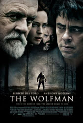 The Wolfman Poster 12
