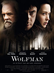 The Wolfman Poster 5
