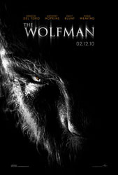 The Wolfman Poster 6