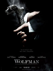 The Wolfman Poster 7