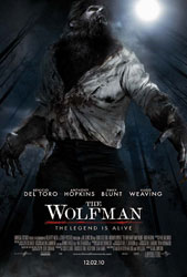 The Wolfman Poster 8