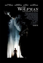 The Wolfman Poster 9