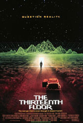 The Thirteenth Floor Poster