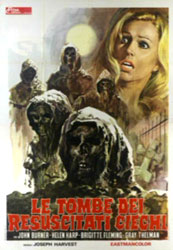 Tombs of the Blind Dead Poster 6