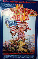 The Toxic Avenger, Part II Poster
