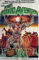 The Toxic Avenger Poster 1