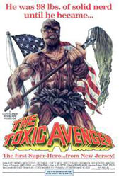 The Toxic Avenger Poster 4