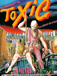 The Toxic Avenger Poster 5