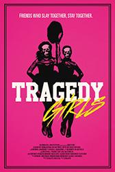 Tragedy Girls Poster 1