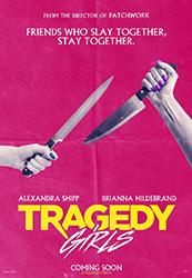 Tragedy Girls Poster 2