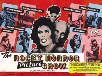 The Rocky Horror Picture Show Poster 9