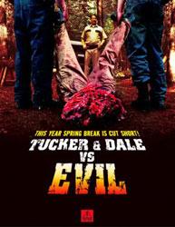 Tucker & Dale vs Evil Poster 1