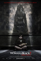 The Woman in Black: Angel of Death Poster 1