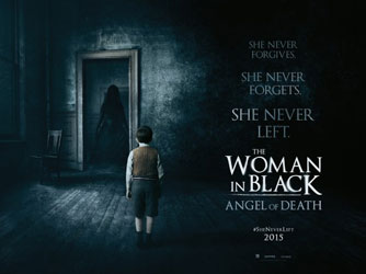 The Woman in Black: Angel of Death Poster 2