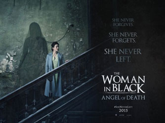 The Woman in Black: Angel of Death Poster 4