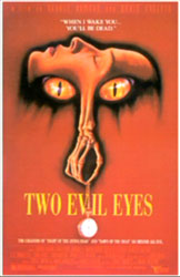 Two Evil Eyes Poster 1