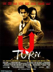 U Turn Poster 1
