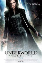 Underworld: Awakening Poster 1