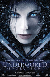 Underworld: Evolution Poster 1
