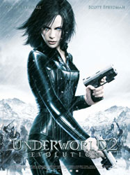Underworld: Evolution Poster 2