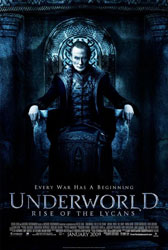 Underworld: Rise of the Lycans Poster 1