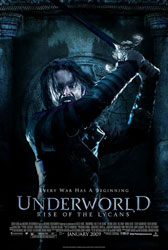 Underworld: Rise of the Lycans Poster 3