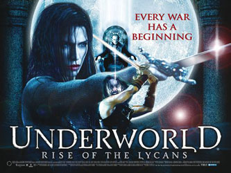 Underworld: Rise of the Lycans Poster 4