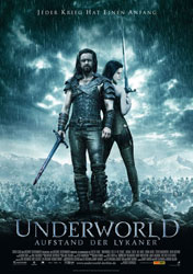 Underworld: Rise of the Lycans Poster 6