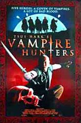 Tsui Hark's Vampire Hunters Poster 1