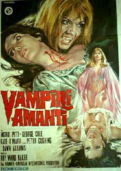 The Vampire Lovers Poster 5
