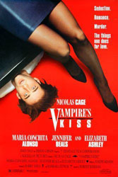 Vampire's Kiss Poster 1