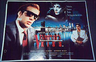 Vampire's Kiss Poster 2
