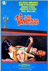 Vampyros Lesbos Poster 1