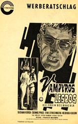 Vampyros Lesbos Poster 2