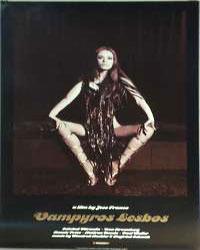 Vampyros Lesbos Poster 3