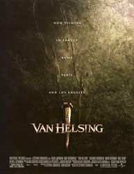 Van Helsing Poster 2