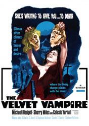The Velvet Vampire Poster 2