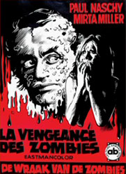 Vengeance of the Zombies Poster 8