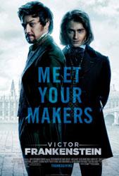 Victor Frankenstein Poster 1