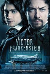 Victor Frankenstein Poster 2