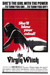 Virgin Witch Poster 1